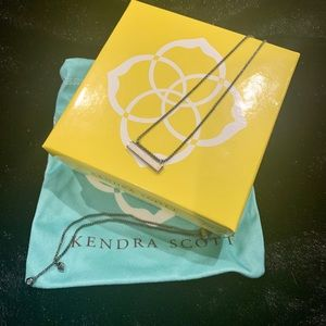 Kendra Scott Bar Necklace